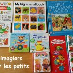 6 imagiers pour les petits