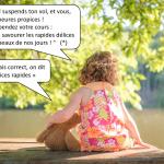 Le bilinguisme – petit bilan à 3 ans