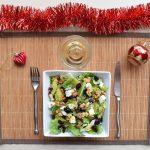 Salade de Noël nord-américaine