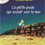 Le livre du mois #7: La petite poule qui voulait voir la mer