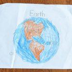 4 leçons de géographie en école Montessori