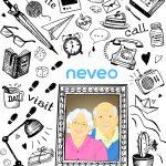 Neveo: un journal photo mensuel pour ma grand-mère
