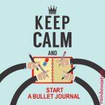 Le Bullet Journal: 6 raisons pour lesquelles je succombe à la tendance!