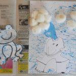 Silhouettes sous la pluie (l'art est un jeu d'enfant #3)