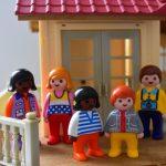La diversité jusque dans les jouets