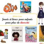{Wishlist} Jouets et livres pour enfants pour plus de diversité