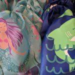 La sirène et le requin (une histoire de goody bags et de féminisme)