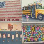 Choses vues: dans les écoles et lycées américains